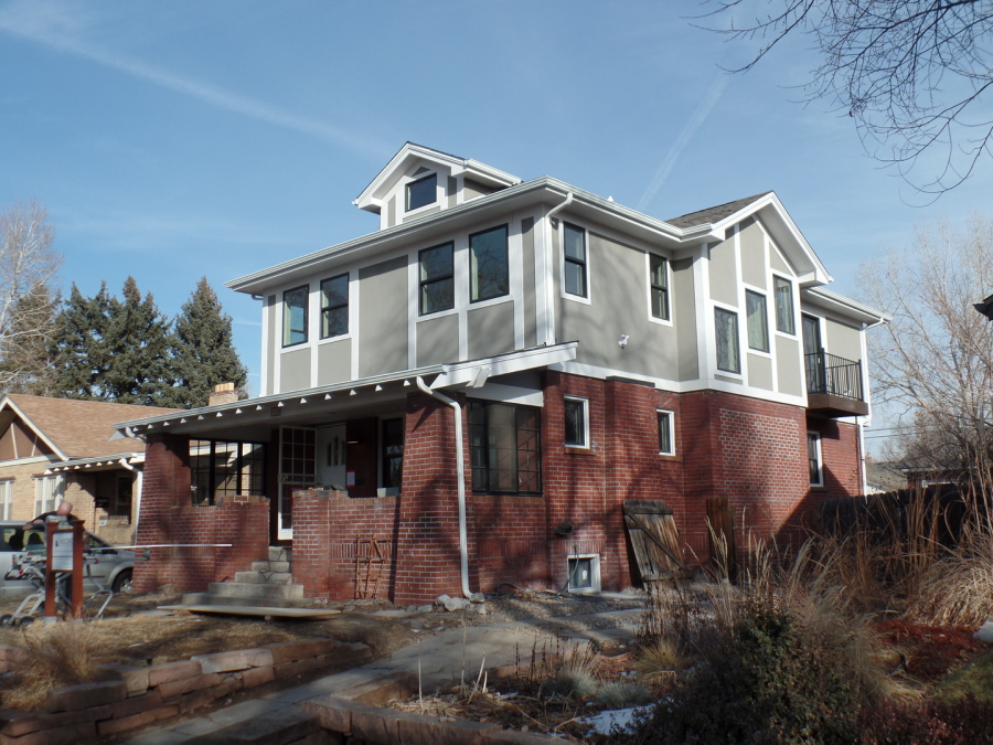 John B  Collins Architect, LLC - Additions and Pop tops